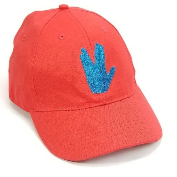 9af5f73b2f5 Apollo USA Other - Star Trek Beyond Baseball Hat Cap Vulcan Salute